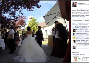 Sandra & Jorge DJ Wedding DJ für Hochzeit Zürich